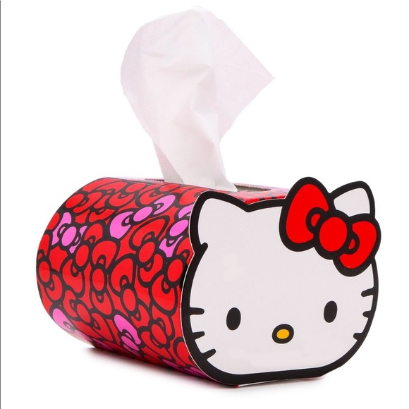 c0e399a79 Sanrio Accessories | Hello Kitty Kleenex | Poshmark
